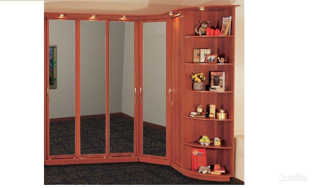 Угловой шкаф в интерьере: aleksandria007.