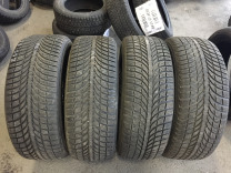 265/60 R18 4шт Michelin Latitude Alpin износ 1