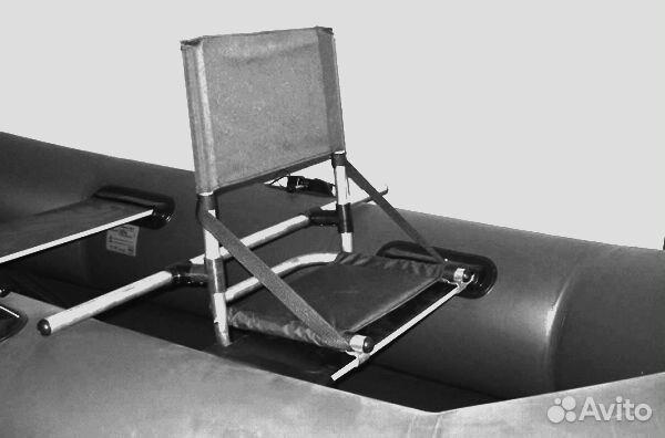 лодка со стулом