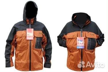 весенние куртки для рыбалки