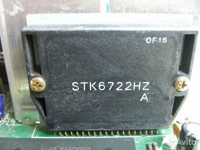 Микросхема STK6722HZ фирмы