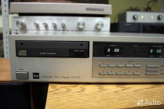 Dual cd 130 — фотография №2