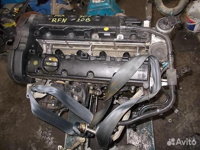 Пежо 307 двигатель 2.0