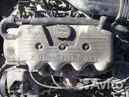 Двигатель на форд сплит порт