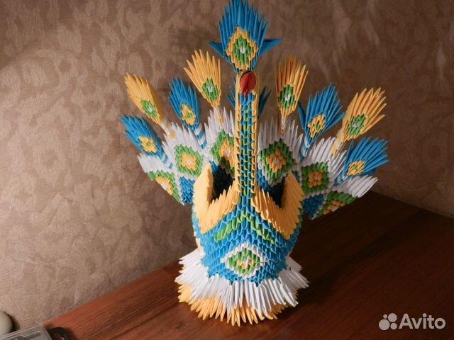 Модульное оригами Царевна