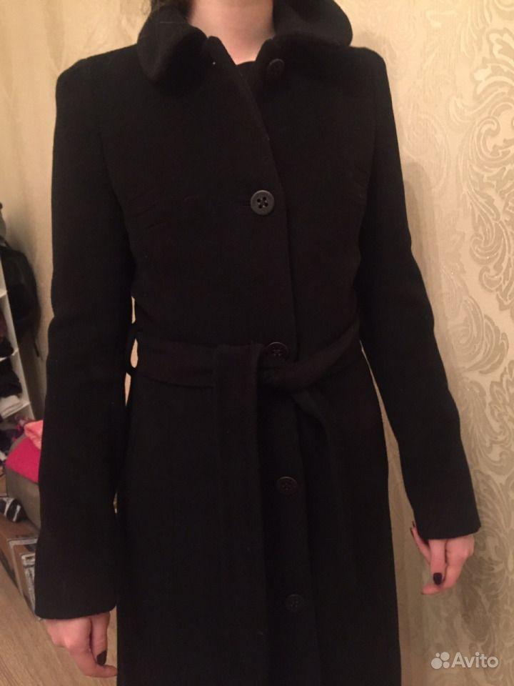 Стильное новое пальтишко из натуральной кожи 48-50   Festima.Ru ... 64abb6bfa34