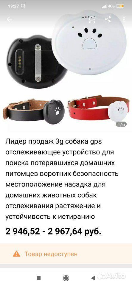 GPS-трекер для собаки