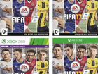 Fifa 17 PS3 PS4 Xbox 360 xbox ONE