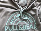Pull and bear толстовка