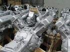 Двигатель ямз 238М2-1000028 с кпп и сц