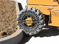 Цельнолитые колеса для мини-погрузчиков