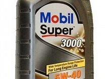 Моторное масло Mobil Super 3000 X1 5W40 1л — Запчасти и аксессуары в Красноярске