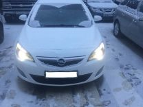 Opel Astra, 2012 г., Москва