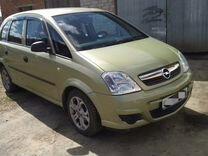 Opel Meriva, 2007 г., Москва