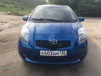 Toyota Yaris, 2007 г., Воронеж