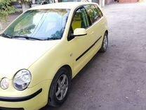 Volkswagen Polo, 2002 г., Ростов-на-Дону