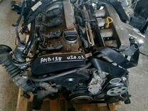 Ауди А4 2003 1.8 турбо двигатель AMB