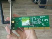 Сетевой Wi fi адаптер tp link wn751nd — Товары для компьютера в Магнитогорске