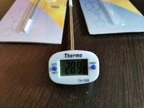 Игольчатый термометр (щуп) электронный (та-288)