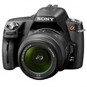 Sony A390 + 2 объектива