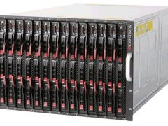 Supermicro Blade SBE-714E-R48 с 14x SBI-7426T-T3