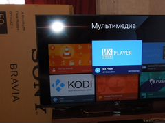 Sony KDL-50W808C 3D Android. Куплен 8.8.16