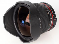 Samyang 8mm f/3.5 AS IF MC Fish-eye CS.Sony A