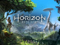 Horizon Zero Dawn (Sony Playstation 4) (русская)