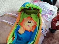 Продам переноску для ребенка