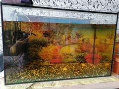 Продам аквариум 110 с фильтром