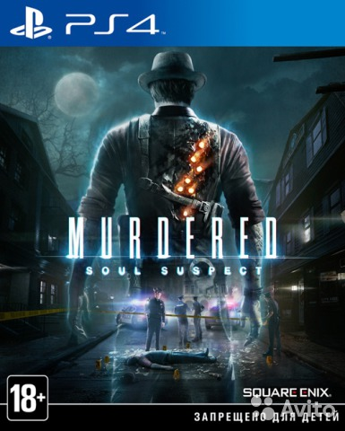 Murdered Soul Suspect ps4 и xbox one— фотография №1