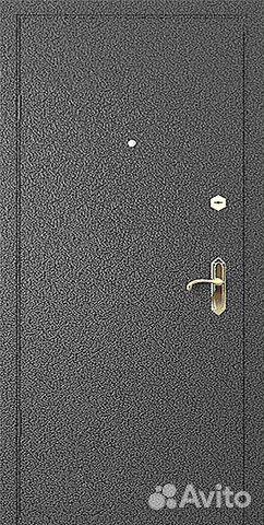 стальная дверь 2000 х 800 порошок ламинат