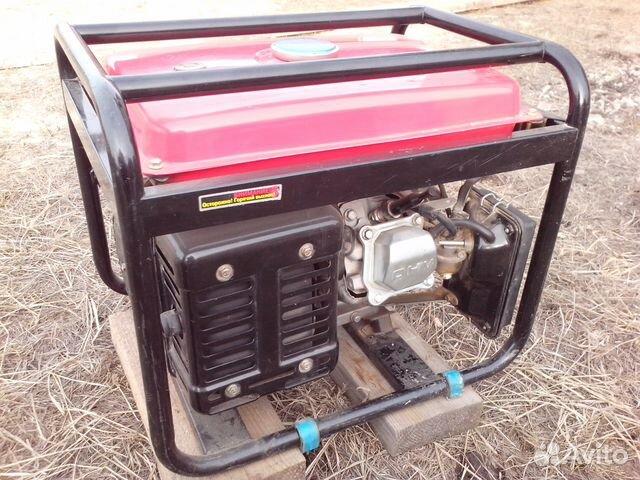 Генератор бензиновый matrix бензиновый