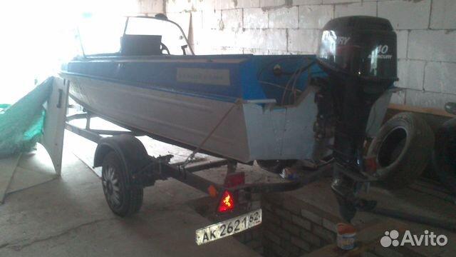 купить лодку казанку в рязанской области
