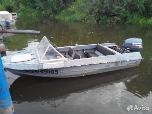 продажа моторных лодок в кемеровской обл