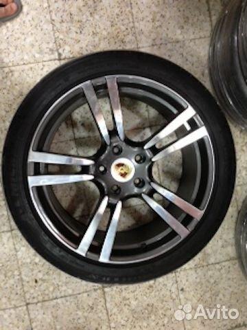 колеса porsche cayenne 21 радиус