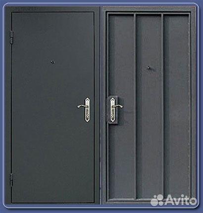 изготовление стальных технических дверей