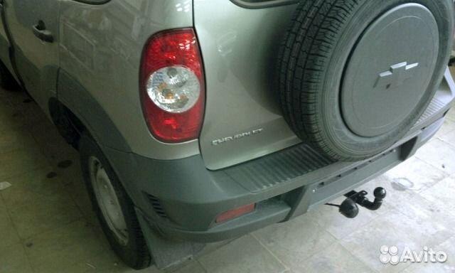 Фаркоп Chevrolet Niva (Шевроле Нива) купить в Краснодарском крае на ... 0ec980c47ef