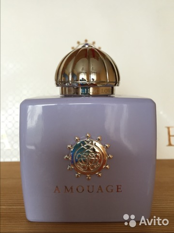 Amouage Lilac Love 100 ml