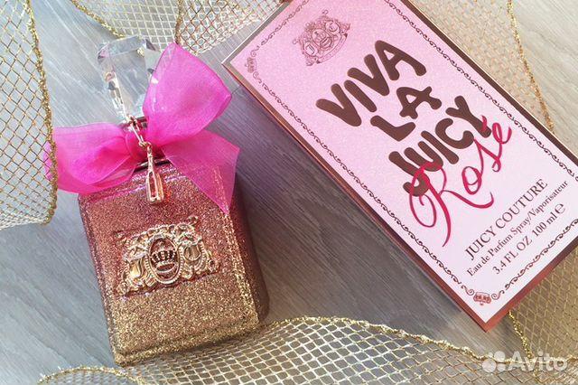 e1087486fb9d1 Juicy couture Viva La Juicy Rose купить в Москве на Avito ...