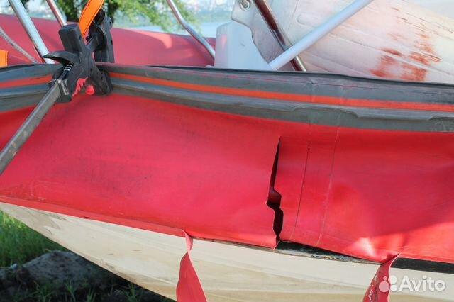 ремонт перегородок в лодке пвх