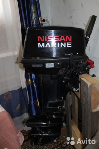 nissan marine уфа