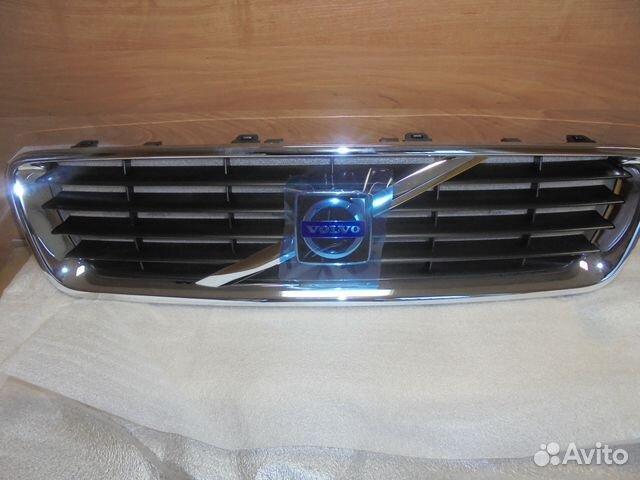 volvo c30 2007 тюнинг решетка радиатора