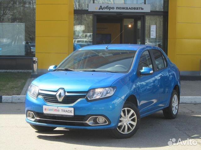 Renault Logan  автомобили и цены в