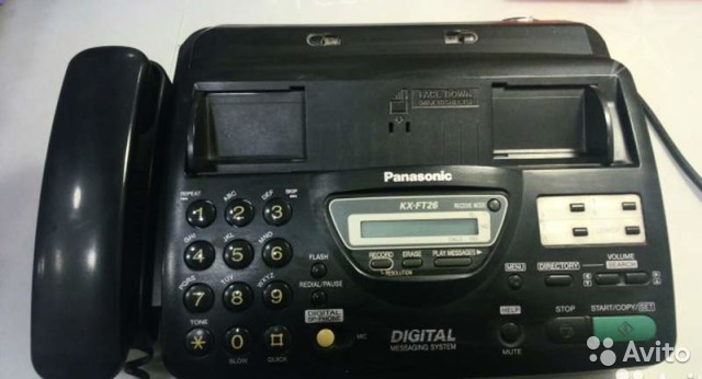 Panasonic KX-FT26