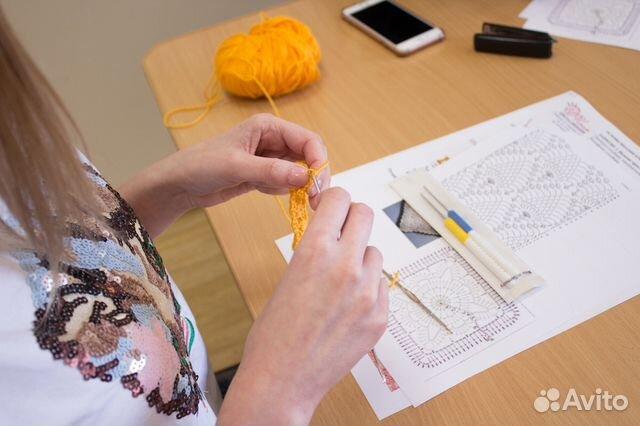 услуги курсы вязания спицами и крючком в хабаровском крае