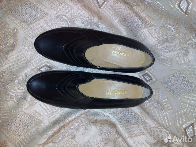 f13624f54f43 Туфли разнопарные правый 37 левый 38 размеров купить в Санкт ...