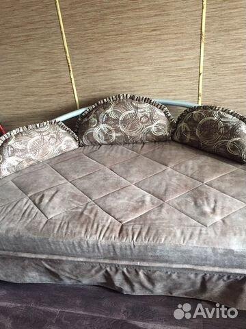 круглый диван кровать купить в республике башкортостан на Avito