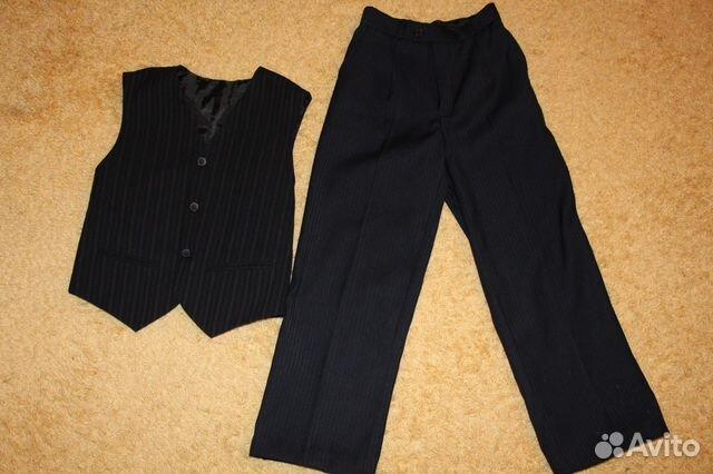0ad381af3b9 Брюки жилетки пиджаки для школы пакетом и отдельно— фотография №1