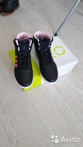 a1e9e2d5a6a7 Высокие кроссовки Adidas оригинал купить в Саратовской области на ...